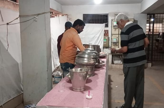 Catering at Kundan Bagh, Begumpet