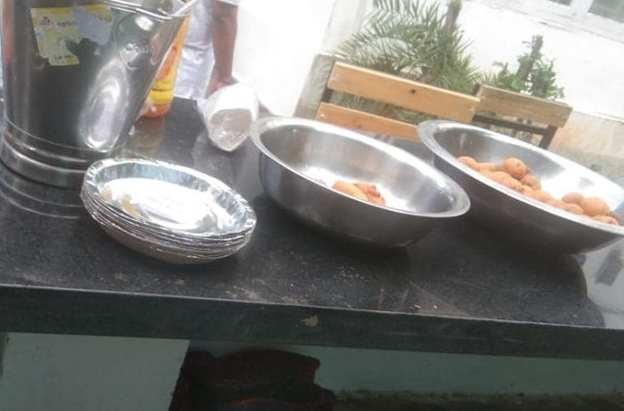 Corporate Office Event Catering at Moinabad