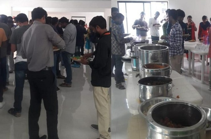 Corporate Catering at iHUB Multi Stores, Kondapur