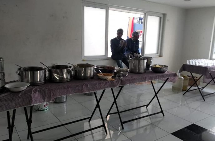 Lunch Catering at Jeedimetla