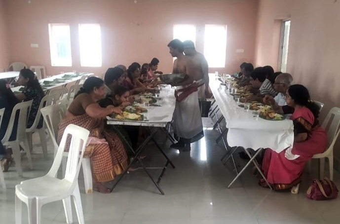 Pre-Wedding Catering at Nacharam