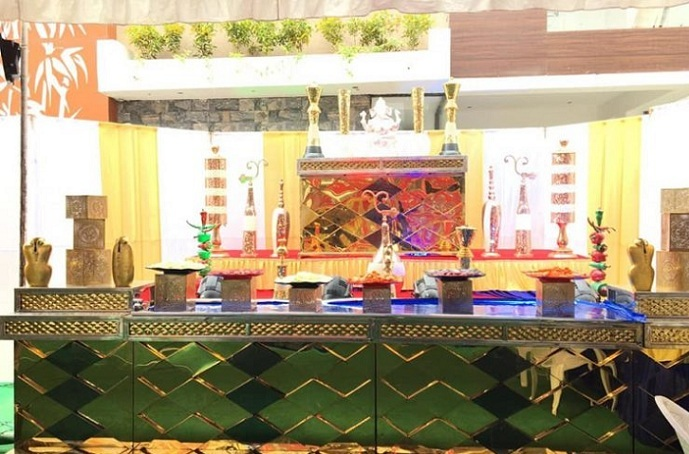 Wedding Catering at Gopan Pally, Tellapur