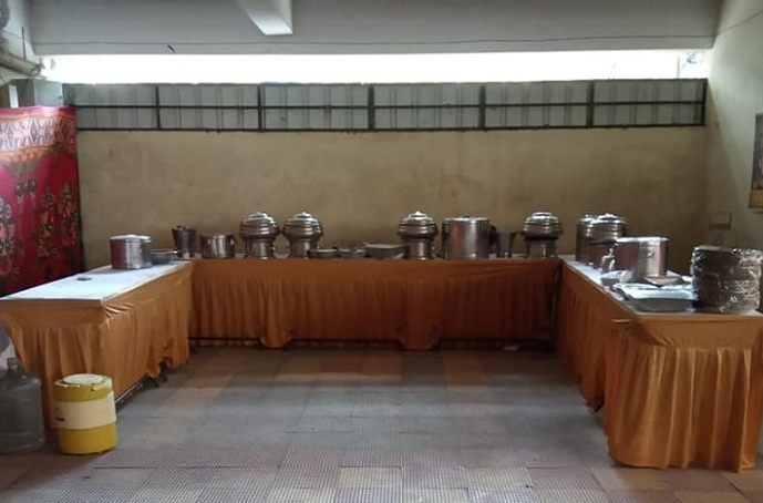 Catering at Srinivasa Nagar Colony, Manikonda