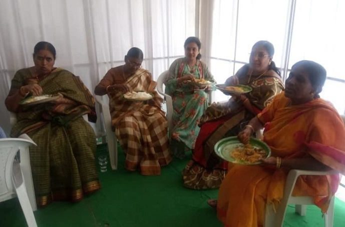 Catering at ECIL, Hyderabad