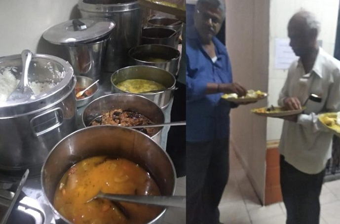 Catering at Lingampally
