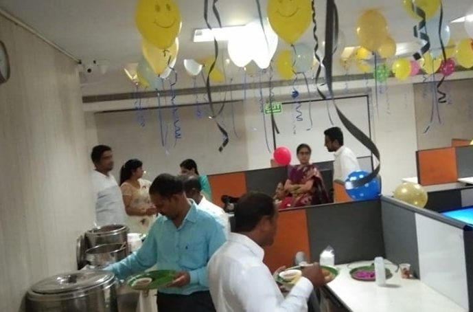 Corporate Dinner Catering at Somajiguda